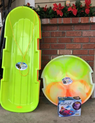 10% Off Sleds