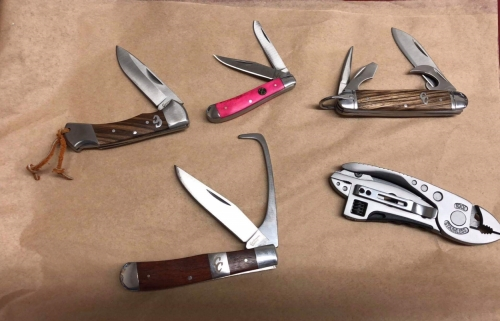 15% Off Pocket Knives