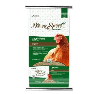 Nature Smart Layer Pellet Feed 35 Lb.