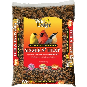 Wild Delight Sizzle N' Heat® 5 Lb. Bird Seed