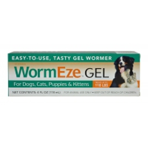 WormEze™ Gel 4 Oz.