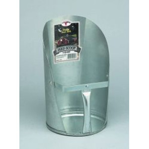 Little Giant Quart Galvanized Feed Scoop