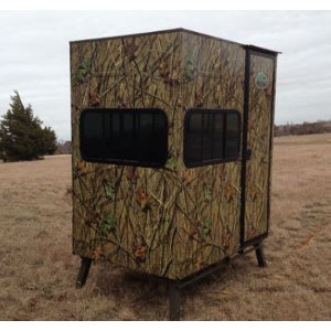 Bitter Creek Deer Blind 4x6 Outfitter