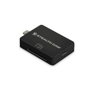 Stealth Cam iOS SD Micro Memory Card Reader