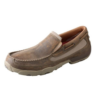 Men's Slip-on Driving Moccasin – Bomber