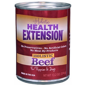 Health Extension 95% Beef Canned Dog Food