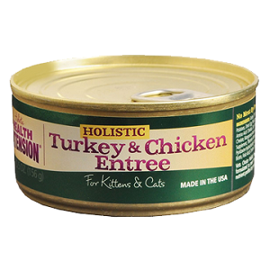 Health Extension Chicken & Turkey Entree For Kittens & Cats