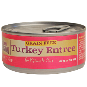 Health Extension Turkey Entree For Kittens & Cats