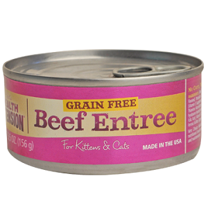 Health Extension Beef Entree For Kittens & Cats