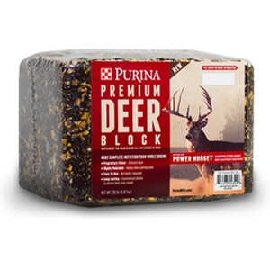 Purina® Premium Deer Block