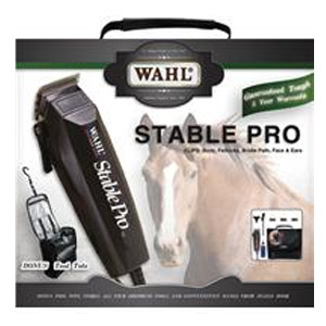 Wahl® Professional Stable Pro® Clipper Kit