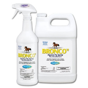 Bronco® E Equine RTU Fly Spray