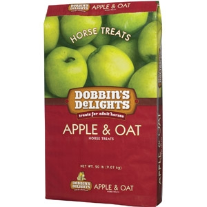 Purina® Dobbins Delights Apple and Oat Horse Treats