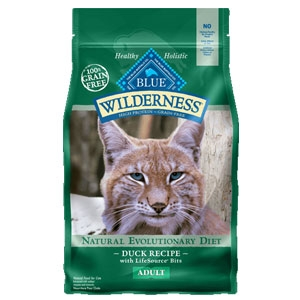 Blue Wilderness® Duck Recipe Cat Food