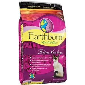 Earthborn Holistic® Feline Vantage™ Natural Cat Food