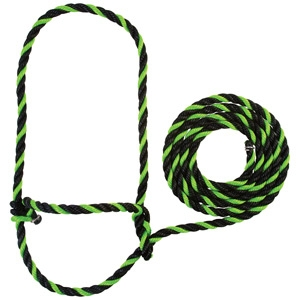 Weaver Cow Rope Halter