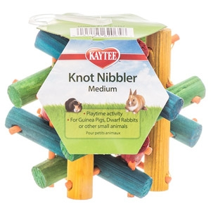 Kaytee® Nut Knot Nibbler for Small Animals