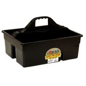 Plastic Dura Brush Box Tote