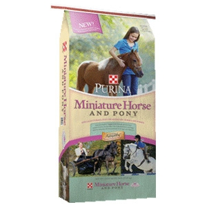 Purina Miniature Horse and Pony Feed