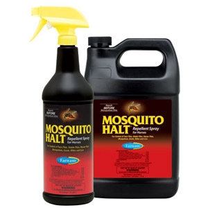 Mosquitto Halt® Repellent RTU Spray for Horses