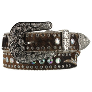 Nocona® Woman's Cowhide Belt Belt