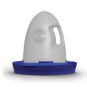 Perch Proof Poultry Waterer K&H