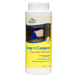 Coop 'N Compost™ Coop Odor Neutralizer