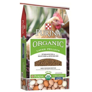 Purina® Organic Layer Pellets