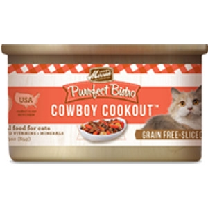 Purrfect Bistro Cowboy Cookout™ Canned Cat Food