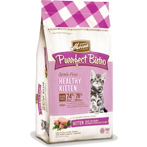 Purrfect Bistro Grain Free Healthy Kitten Chicken Cat Food