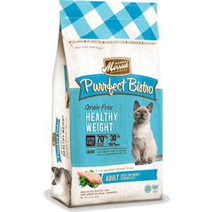 Purrfect Bistro Grain Free Healthy Weight Chicken Cat Food
