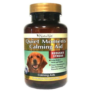 NaturVet Quiet Moments® Calming Aid Tabs