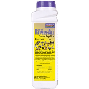 Repels-All® Granular Animal Repellent
