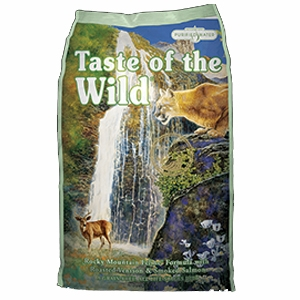 Taste of the Wild® Rocky Mountain Roasted Venison and Smoked Salmon