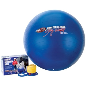 Stacy Westfall Equine Activity Ball