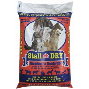Stall DRY® Absorbent and Deodorizer