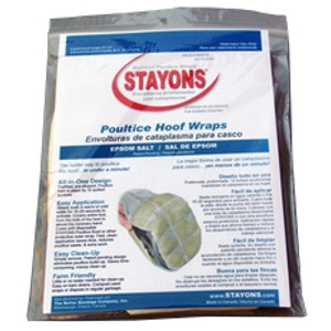 STAYONS™ Poultice Hoof Wraps - Epsom Salt