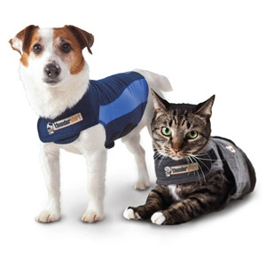 ThunderShirt® Insanely Calm Calming Shirt for Cats & Dogs