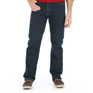 Wrangler® Five Star Premium Denim Advanced Comfort Regular Fit Jean