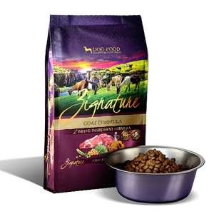 Zignature® Goat Formula for Dogs