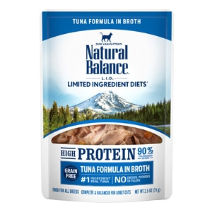 Natural Balance® L.I.D. High Protein Tuna in Broth Wet Cat Food