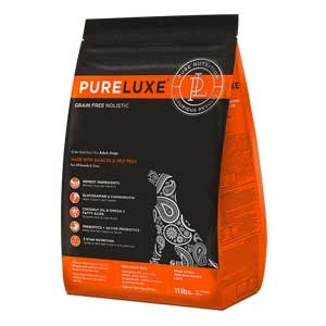 PureLuxe® Elite Nutrition GF Holistic Salmon & Split Peas for Adult Dogs