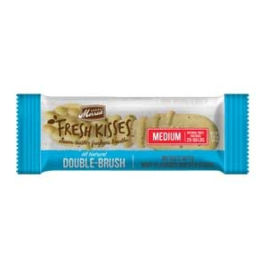 Fresh Kisses Double-Brush Mint Breath Strips