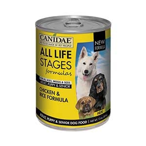 Canidae® ALS Chicken & Rice Formula Wet Dog Food