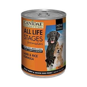 Canidae® ALS Lamb & Rice Formula Wet Dog Food