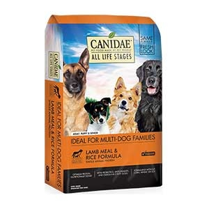 Canidae® ALS Lamb Meal & Rice Formula Dry Dog Food