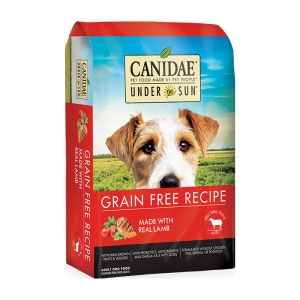 Under The Sun® Grain Free Adult Dog Food With Lamb