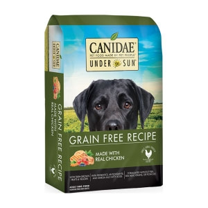 Under The Sun® Grain Free Adult Dog Food With Chicken