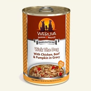 Wok The Dog Wet Dog Food