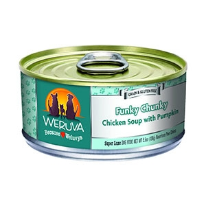 Funky Chunky Chicken Soup Wet Dog Food